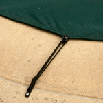 Solar Pool Heating Winter Cover Attachment
