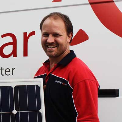 Derek Woods Director Superior Solar
