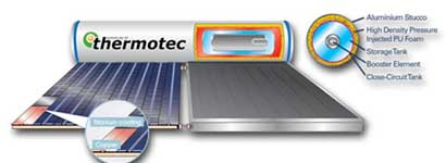 Thermotec Solar Hot Water Promotion