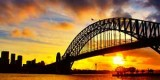 sunset sydney