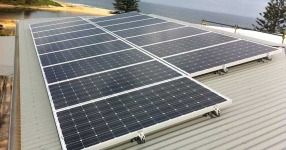 Residential Solar Power Wambera