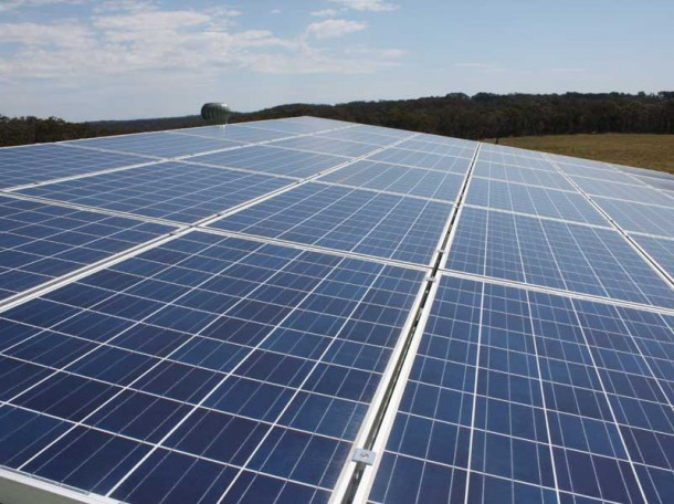Off Grid Solar Power Somersby