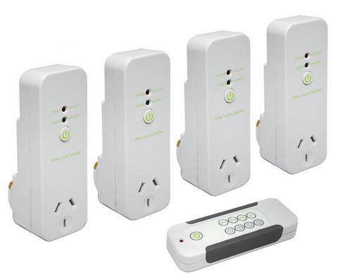Remote Control Socket