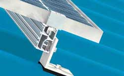 Conergy Pitched Roof Solar Mount | SunTop