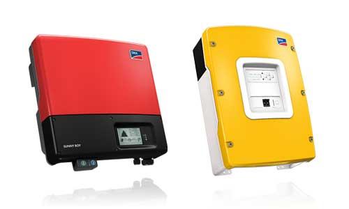 SMA Off Grid Inverter & Management System