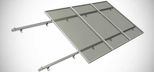 Sunlock Commercial Solar Mounting System