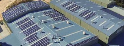 Love 'em company goes Solar