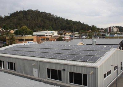 Coast Shelter Commercial Solar