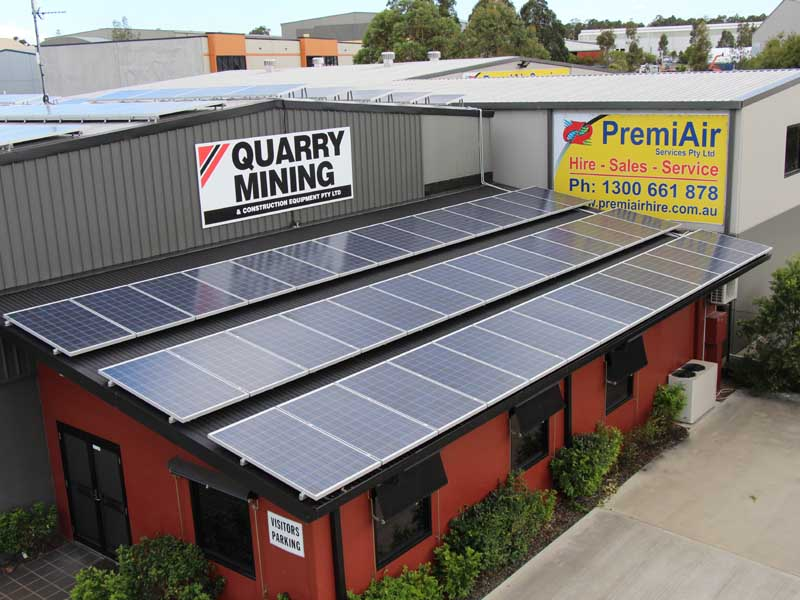 Beresfield NSW Commercial Solar Power