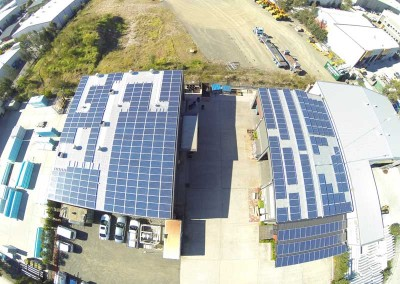 Quarry Mining Commercial Solar