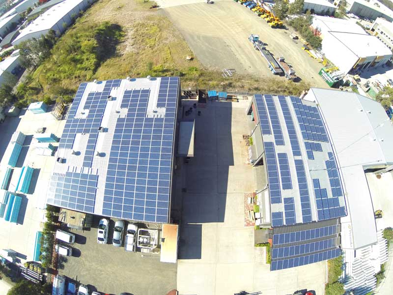 Beresfield Commercial Solar Power
