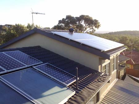 Solar Power Blackalls Park NSW