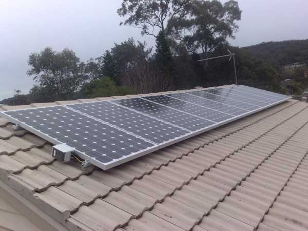 Solar Power Niagara Park NSW