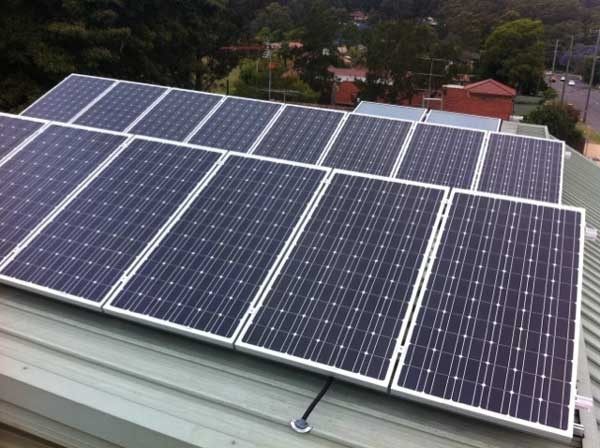 Solar Power Woy Woy NSW