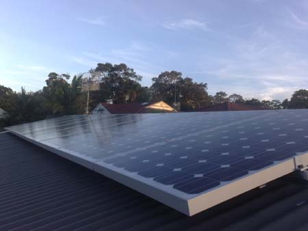 Solar Power Kanwal NSW