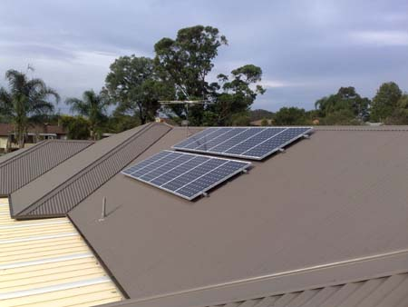Solar Power Paxton NSW