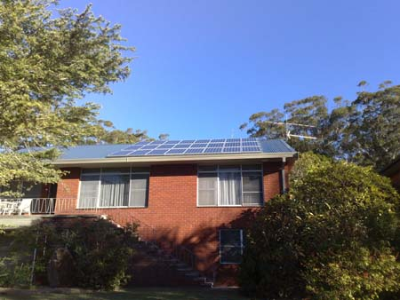 Solar Power Nelson Bay NSW