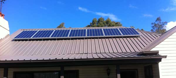 Solar Power Boltons Point NSW