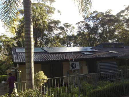 Solar Power Bensville NSW