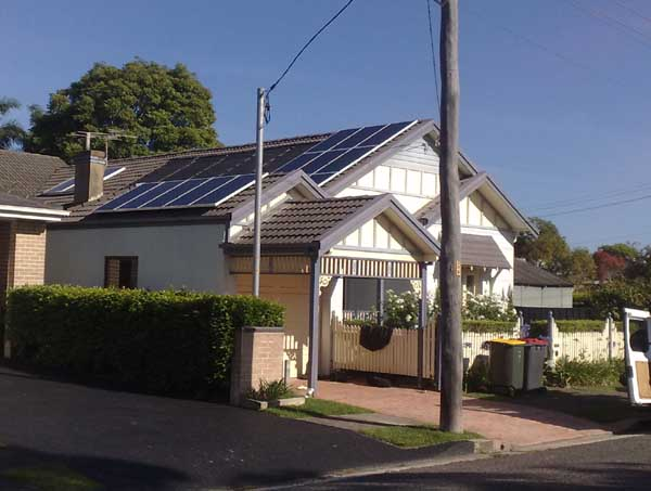 Solar Power Hamilton South NSW