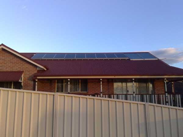 Solar Hot Water Newcastle