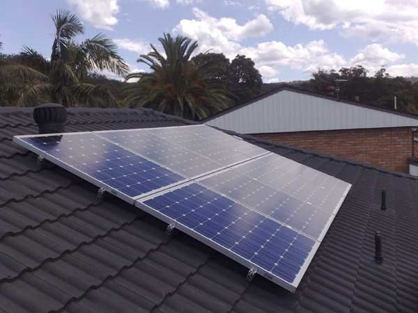 Solar Power Point Clare NSW