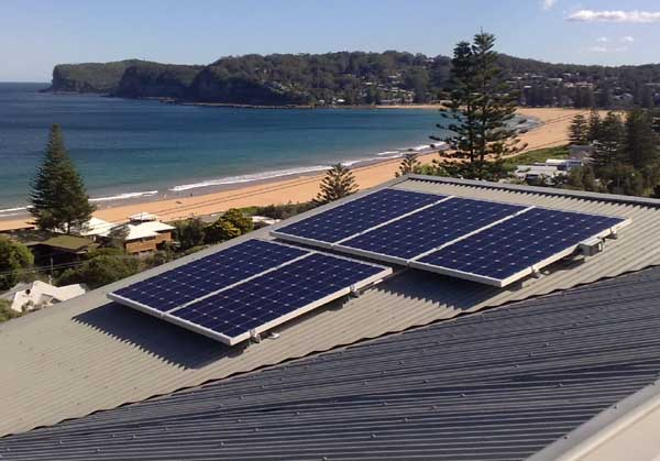 Solar Power North Avoca NSW