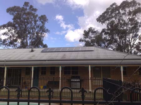 Solar Power Singleton