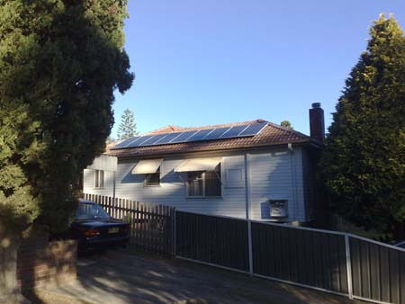 Solar Power Lambton NSW