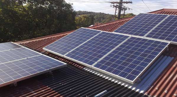 Solar Power Wallsend NSW