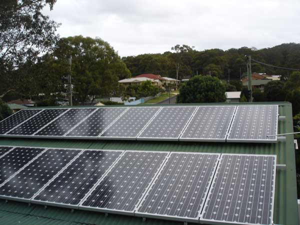 Solar Power Wangi Wangi NSW