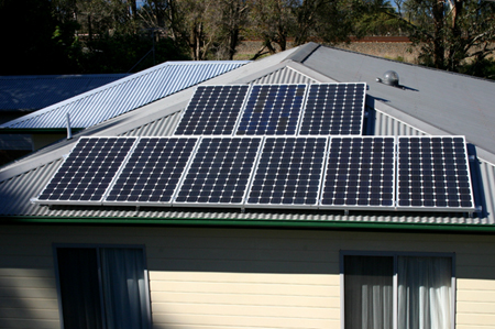 Solar Power Tascott NSW