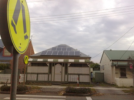 Solar Power Islington NSW