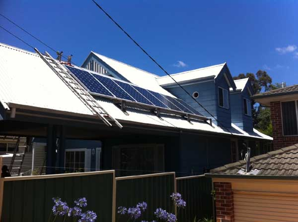 Solar Power Springfield NSW
