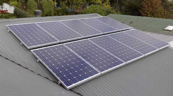 Solar Power Speers Point NSW