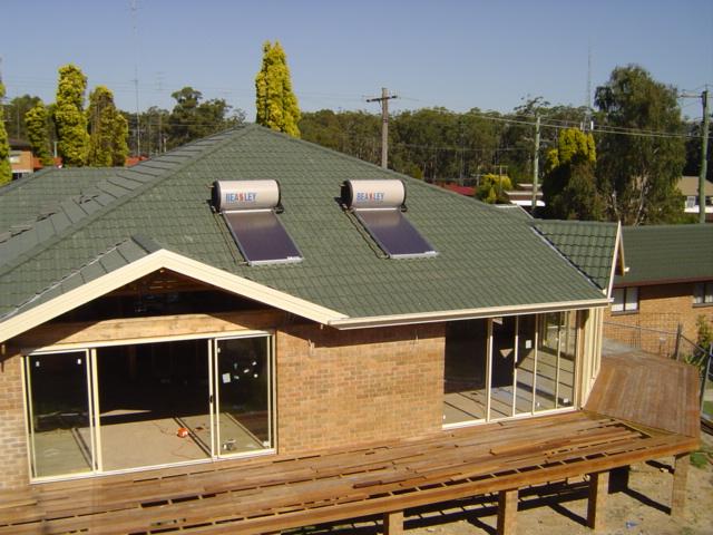 Avondale Retirement Village Solar Hot Water Installation