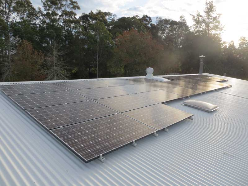 Hybrid Solar Power Dooralong NSW