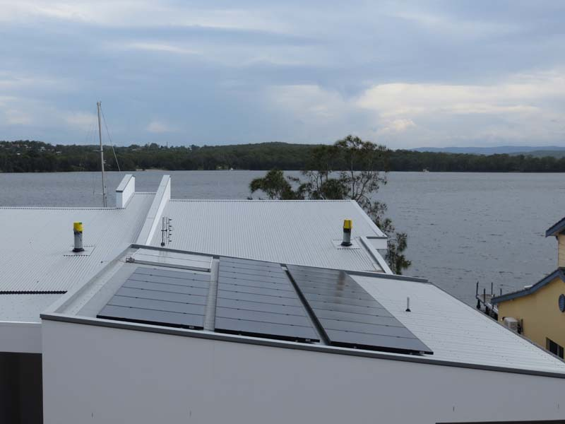 Hybrid Solar Power Coal Point NSW