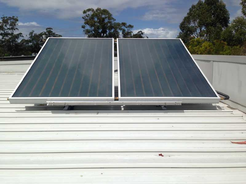 Gosford Council Kincumber Youth Centre Solar Hot Water
