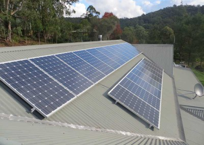 Hybrid Solar Power Laguna NSW