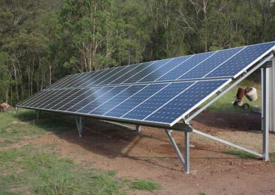 Off Grid Solar Power Dunns Creek NSW