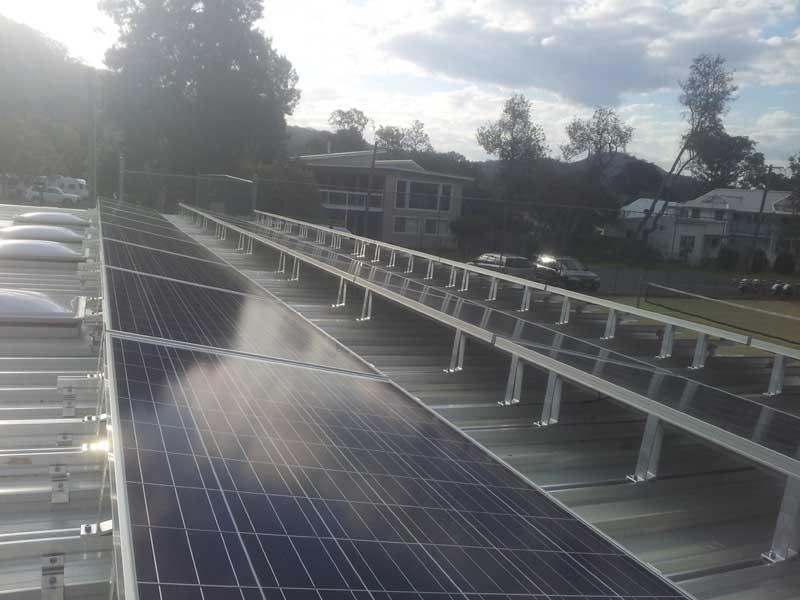 Gosford Council Patonga Caravan Park Commercial Solar