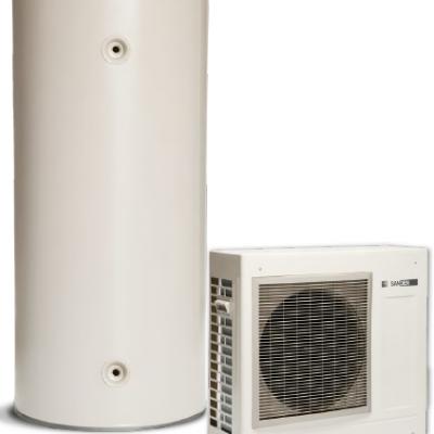 Sanden Heat Pump Hot Water System