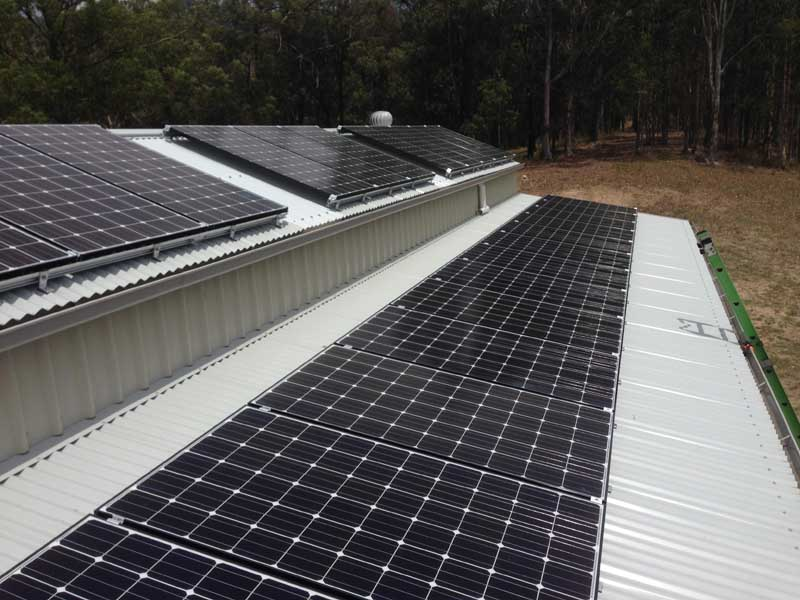 Berowa NSW Off Grid Solar Power