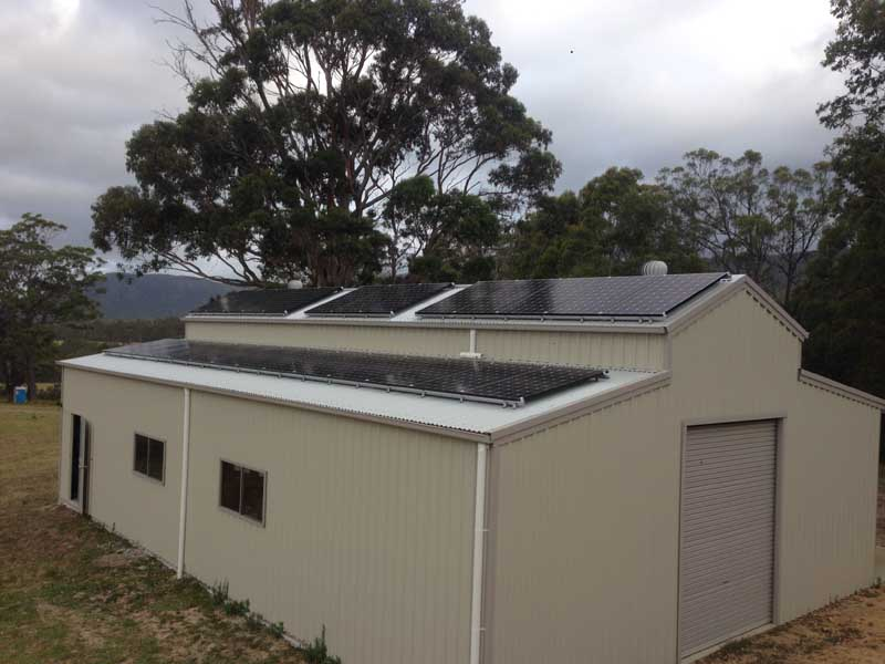 Off Grid Solar Power Berowra NSW