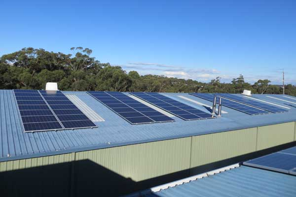Commercial 20kW Solar System