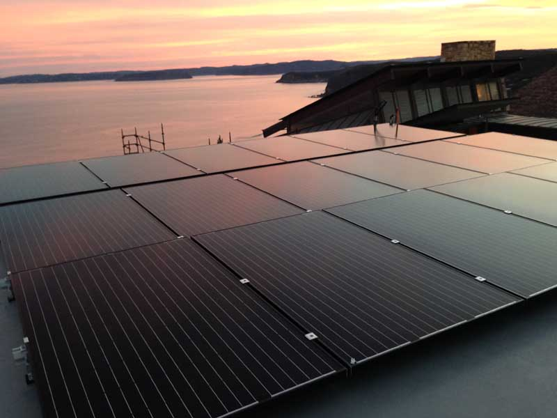 Residential Solar Killcare Heights