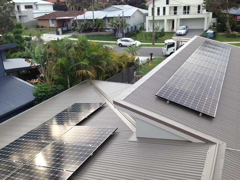Residential Solar Wamberal