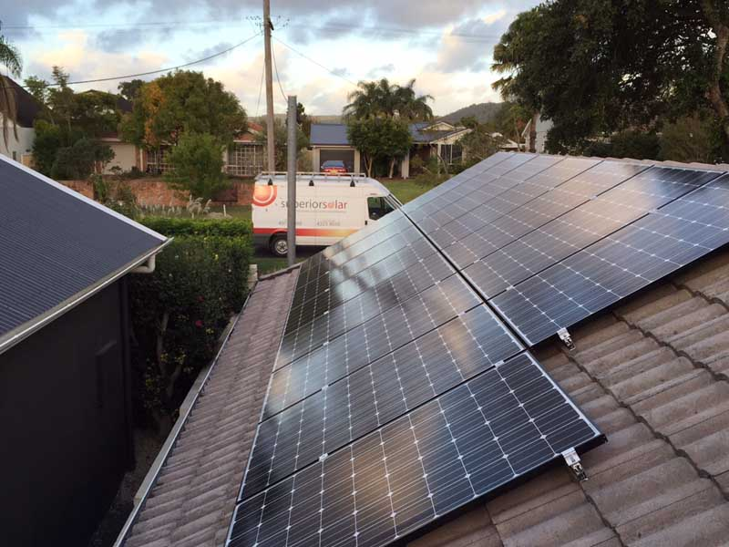 Residential Solar Point Frederick