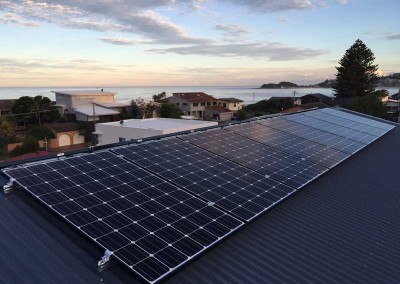 Residential Solar Power Wamberal